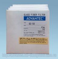 Glass Fiber Filter GC-50